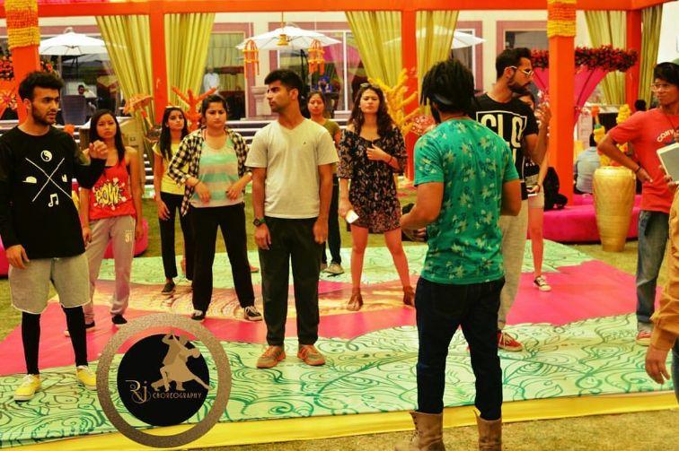 Rohit Jaura Choreography
