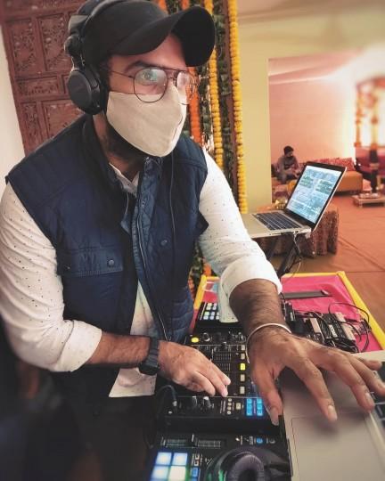 DJ Puneet Bhatia