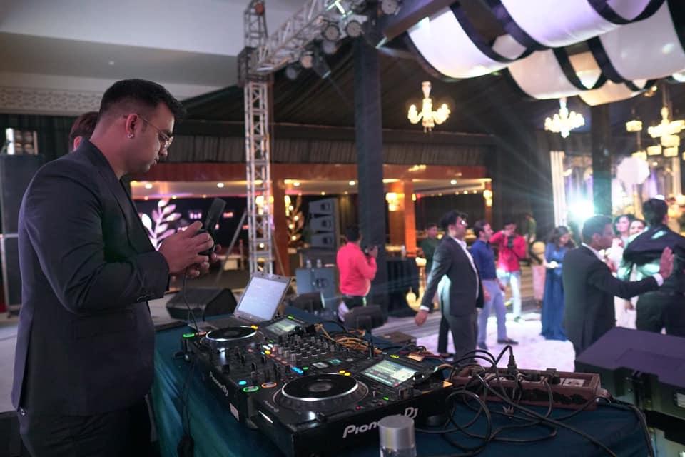 DJ Shail Sharma