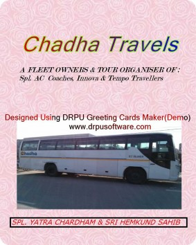 Chadha Travels