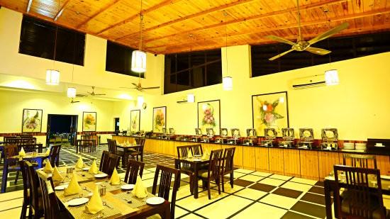 The Golden Forest Restaurant