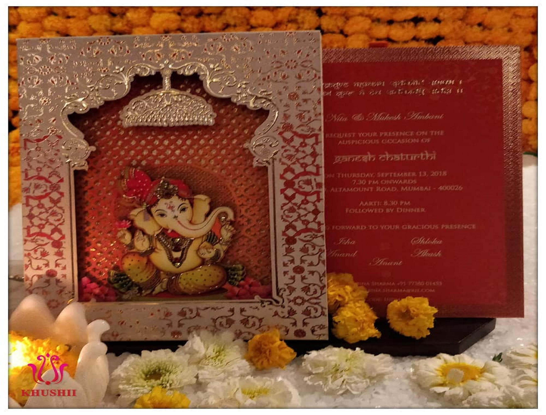Khushii Invitations