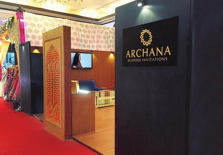 Archana Bespoke Invitations
