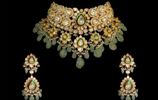 Kundan Meena Jewelry