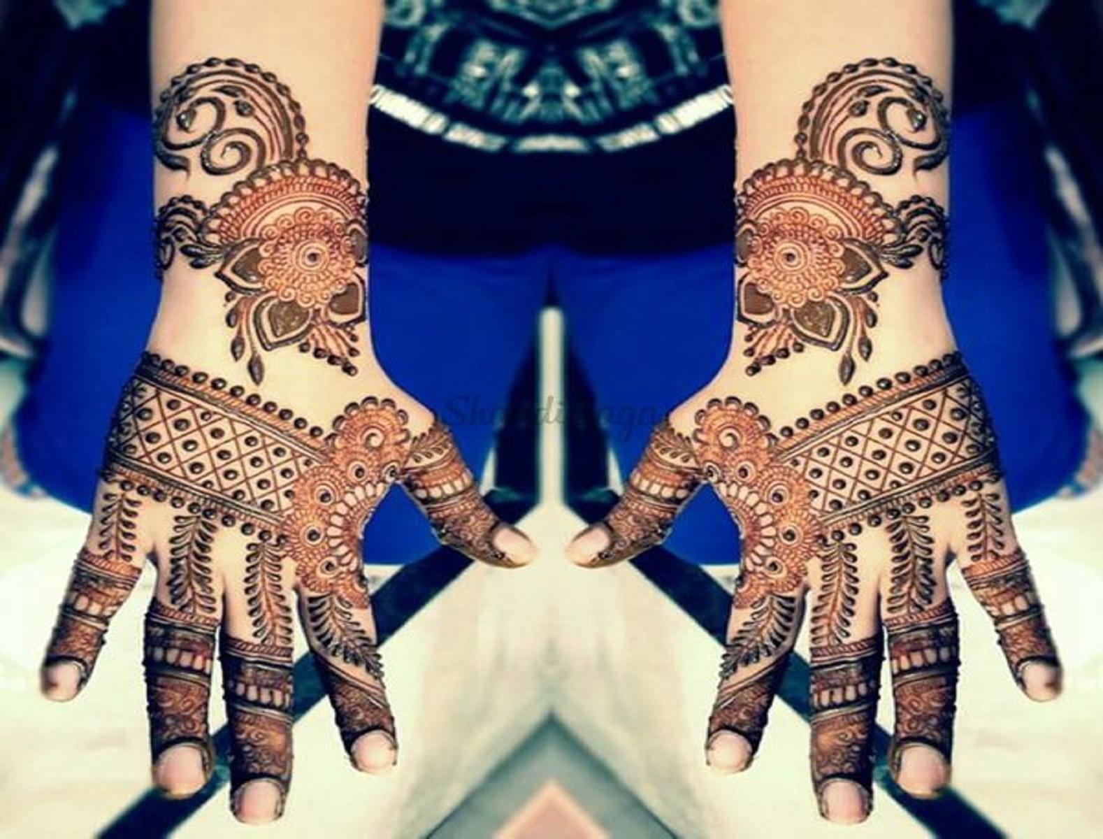 BR Mehandi Art