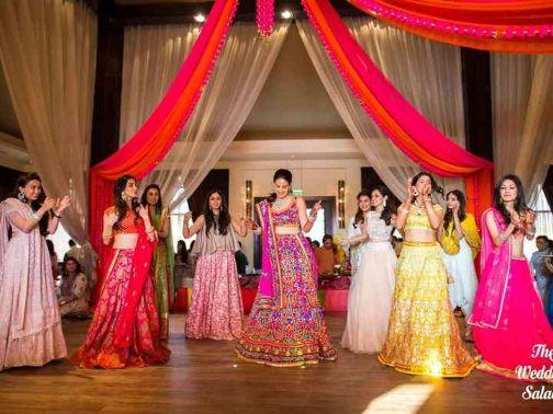 Wedding Thumkas