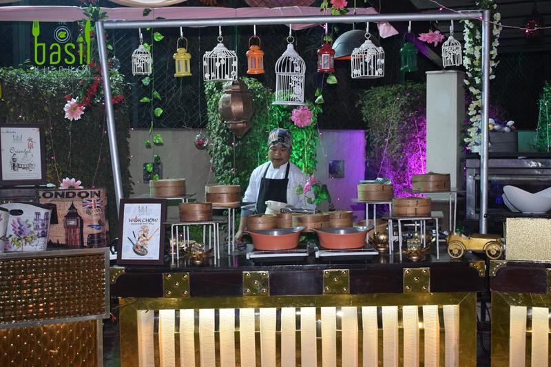 The Basil Kitchen