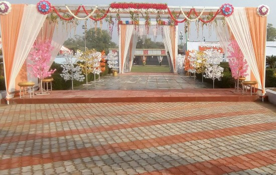 Gopal Mahal Garden