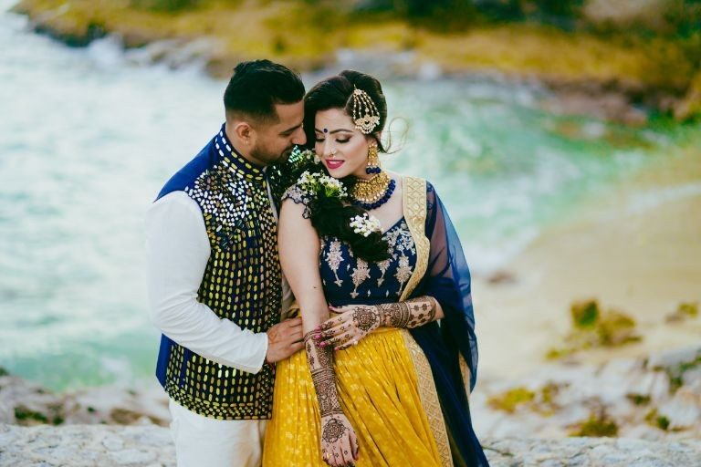 Karan & Akanksha
