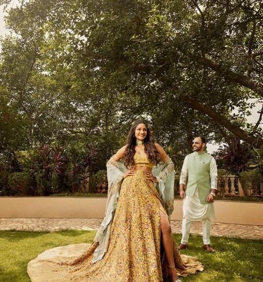 Eshaa Amiin & Siddharth Pradhan