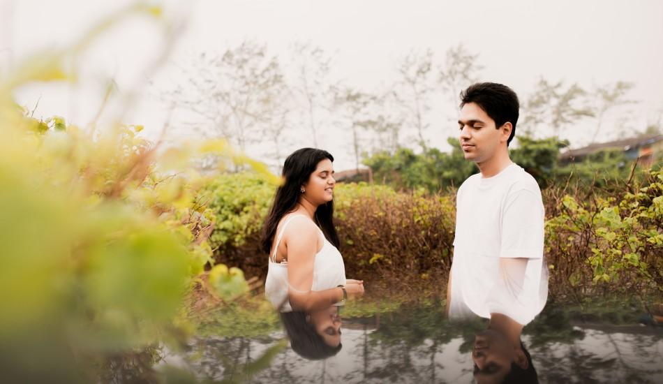 Naman & Taniya : Pre-wedding