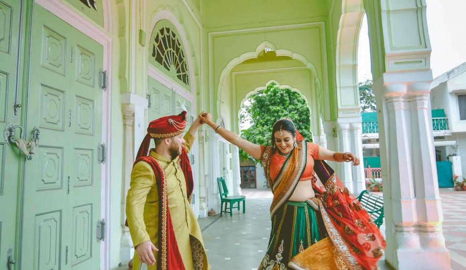 Kavita & Charlie
