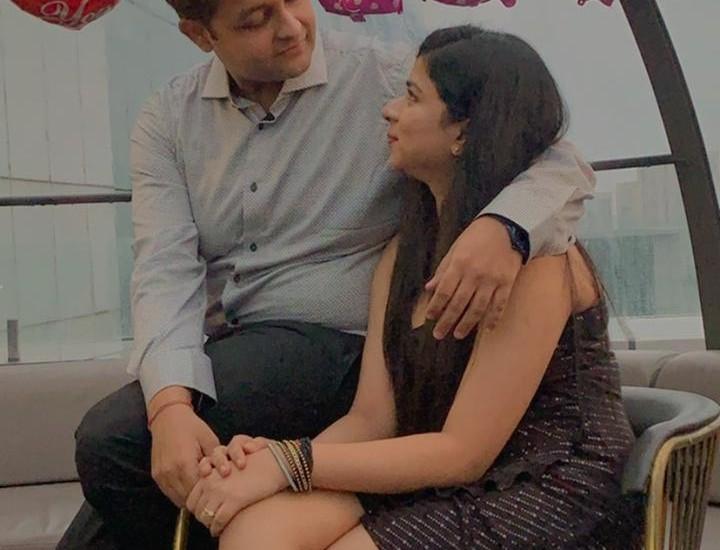 Aditya &  Simran
