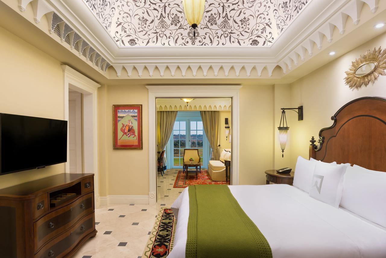 Deluxe Suite with Terrace, 1 Bedroom 2 room Suite, 1 King