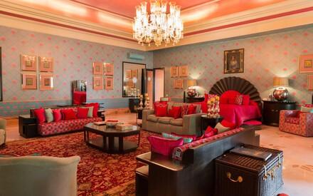 The Maharani Suite