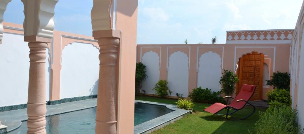 Garden Villa With Private Garden Swimming Pool