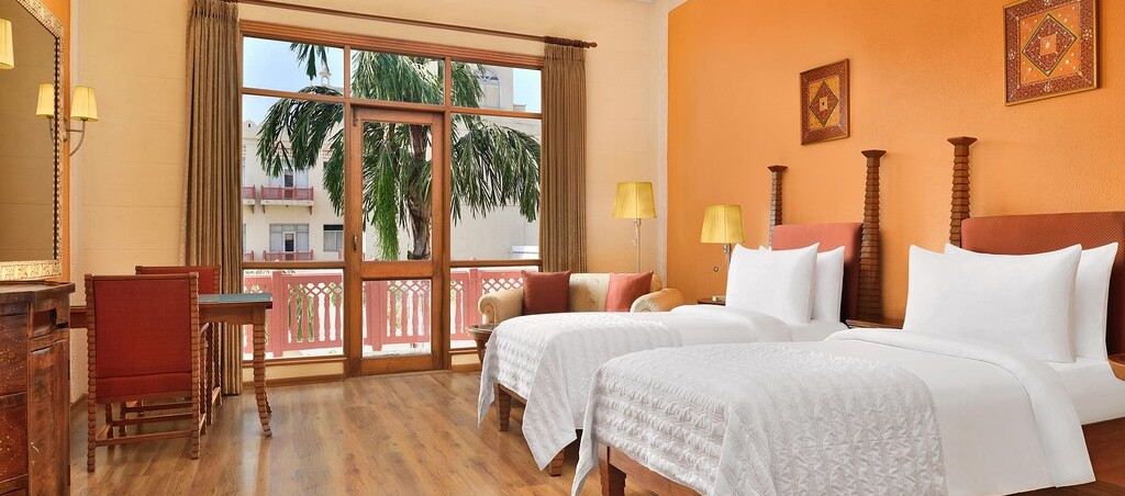 Superior Guest room, 1 Twin/Single Bed(s), Garden view
