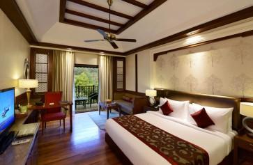 Luxury cottage with Balcony