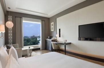 Deluxe Room Taj Mahal View