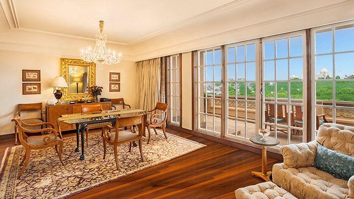 Luxury Suites.