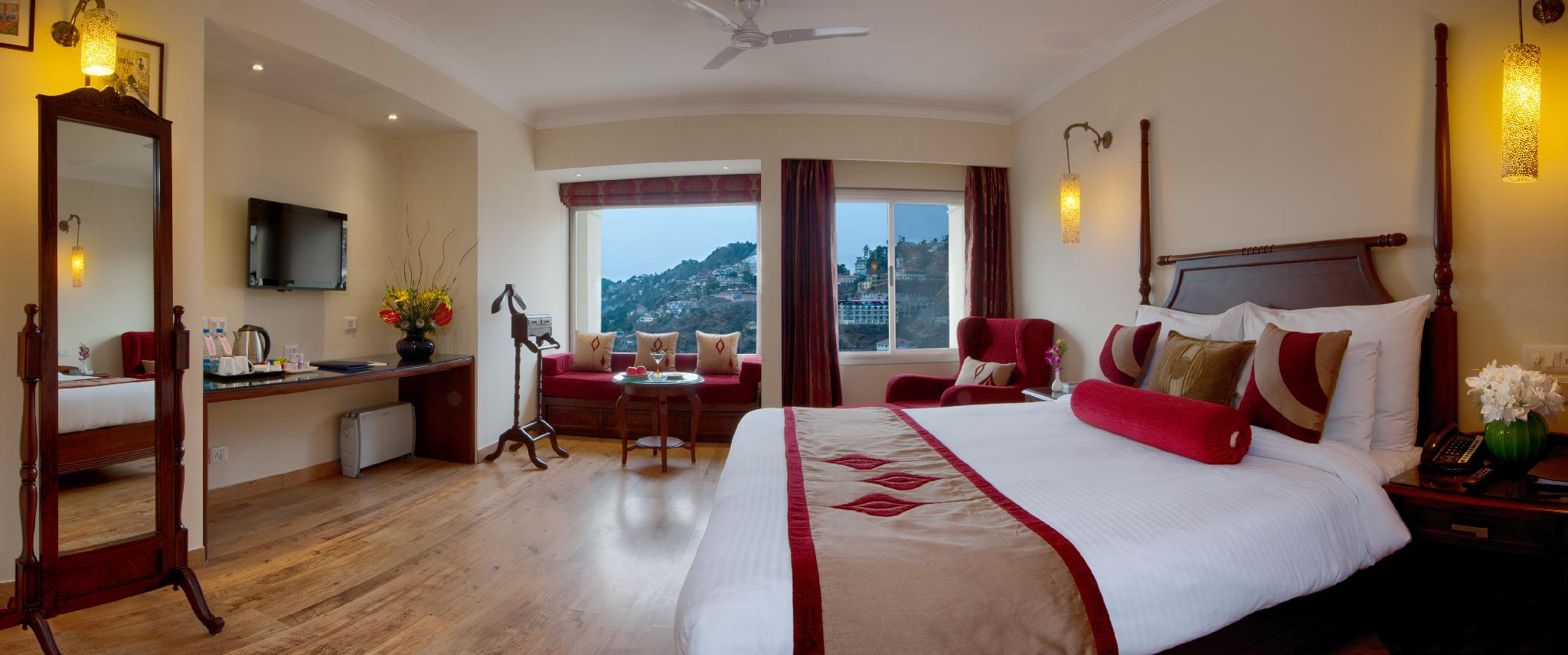 Premium Room with View and Terrace