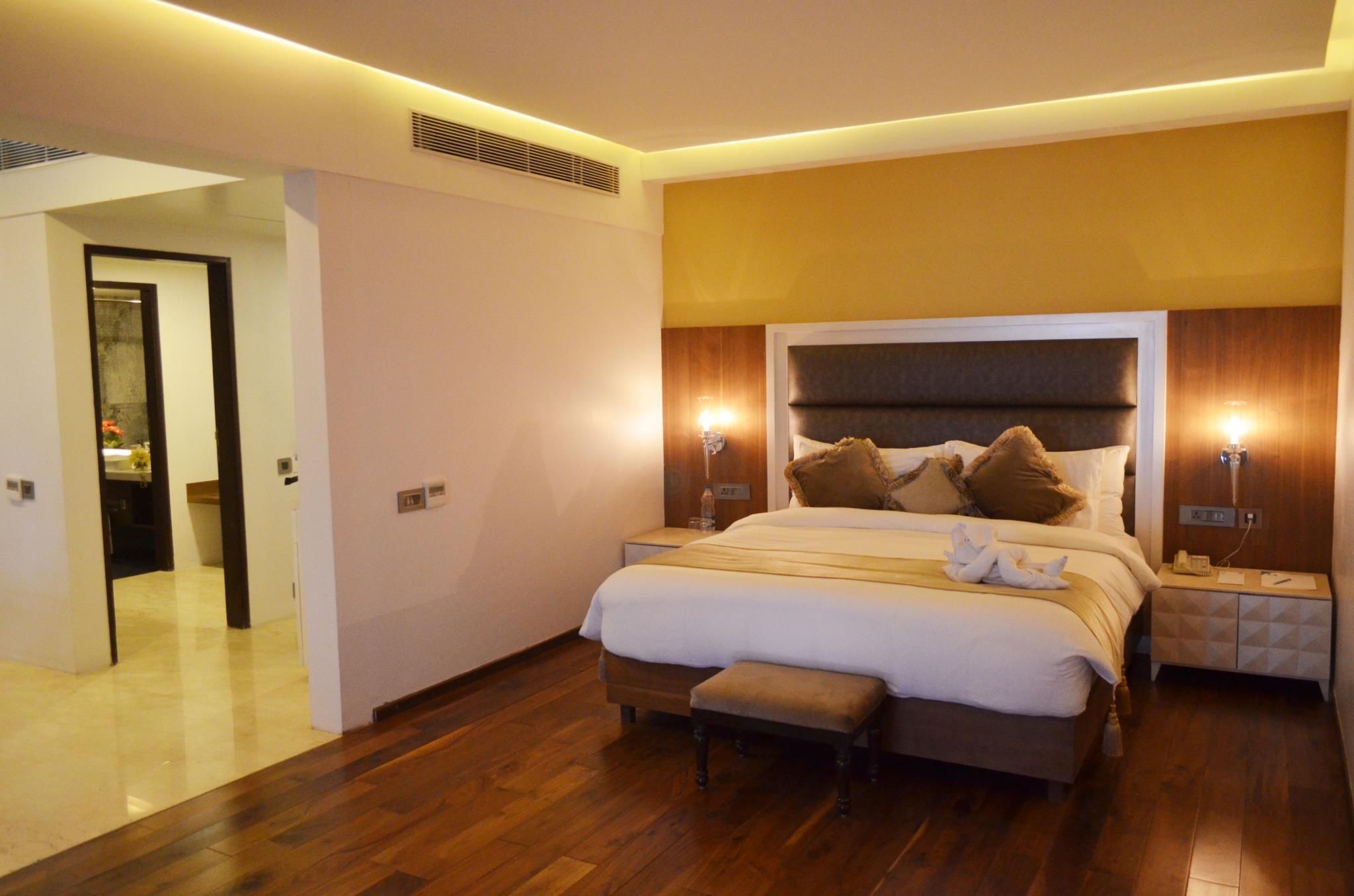 Luxury Mountain View Room