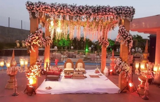 Destination Weddings by Pawan